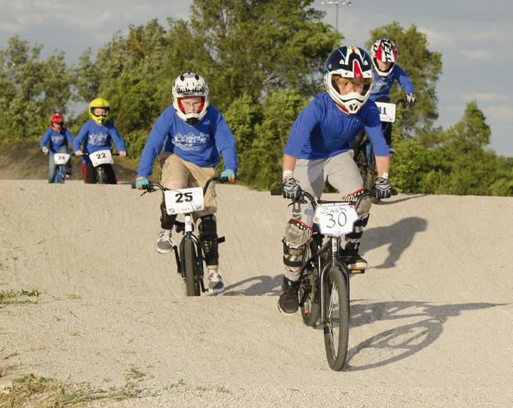 BMX League Beginning Racer Program